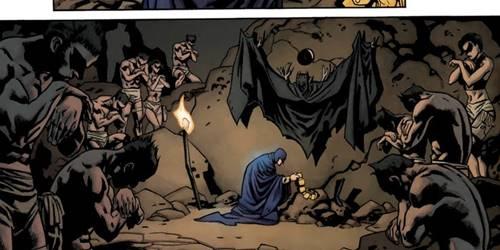 Asal-Usul Batcave adalah