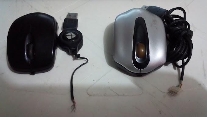 Cambiando el cable de mi mouse