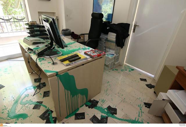 Ανάληψη ευθύνης για την επίθεση στα γραφεία της Καθημερινής