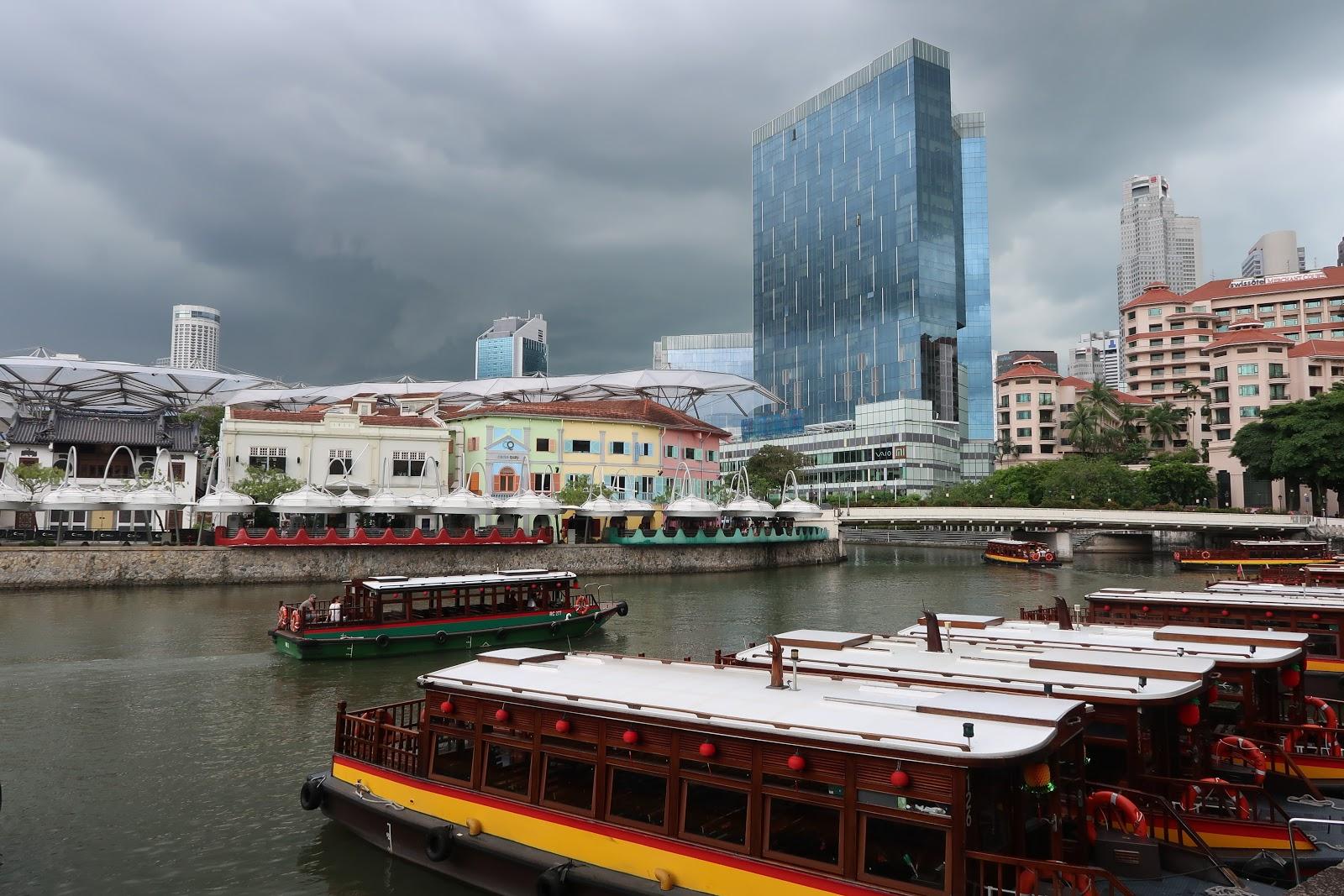 co warto zobaczyc w singapurze