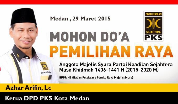 PKS-Kota-Medan-Gelar-Pemilihan-Raya
