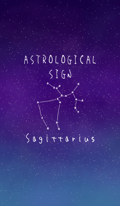 ASTROLOGICAL SIGN(Sagittarius)