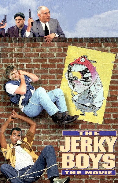 Poster Of The Jerky Boys 1995 720p Hindi WEB-DL Dual Audio Full Movie