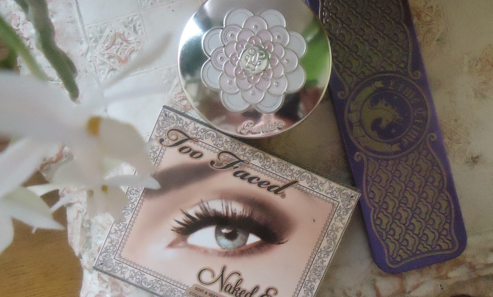 too faced, guerlain et lime crime