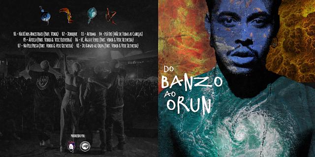 """Uma viagem ancestral, D'Ogum lança o álbum """"Do Banzo ao Orun"""""""