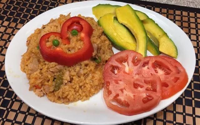 receta arroz con pollo a la chorrera