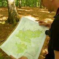 Fixa kartor för vandringen