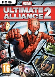 Download Marvel Ultimate Alliance 2 PC Gratis Full Version