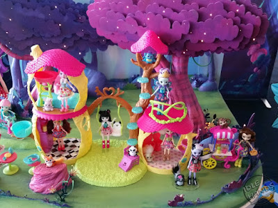 Sweet Suite 2017 Mattel Enchantimals Doll Line