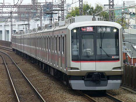 東急東横線 特急 小手指行き 5050系