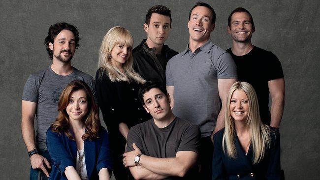 american reunion cast - photo #18
