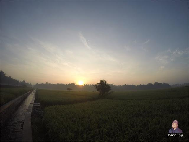 Morning in Blitar