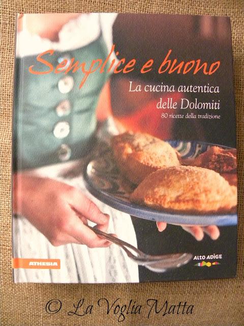La cucina autentica delle Dolomiti