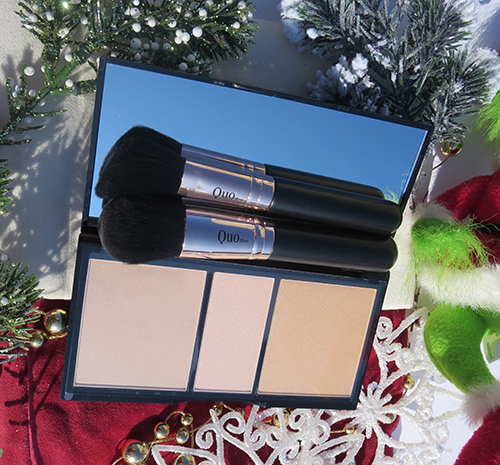 Quo Cosmetics for the Holidays ~ #Review #Giveaway #2016GiftGuide