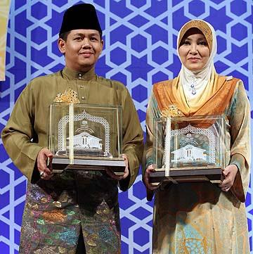 AMIRRAHMAN,Suraya,Gambar Qari Qariah Malaysia JohanTilawah Al-Quran Antarabangsa 2011