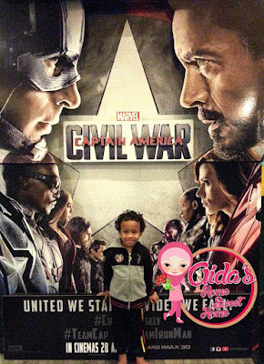 UNITED WE STAND, DIVIDED WE FALL | CAPTAIN AMERICA CIVIL WAR