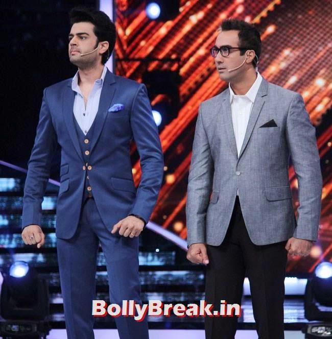 Manish Paul and Ranvir Shorey, Jhalak Dikhhla Jaa 5th July Episode Pics - Vidya Balan as Guest