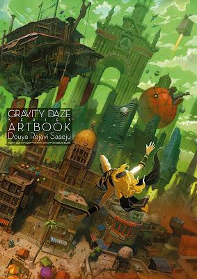 GRAVITY DAZE シリーズ公式アートブック ドゥヤ レヤヴィ サーエジュ raw zip dl