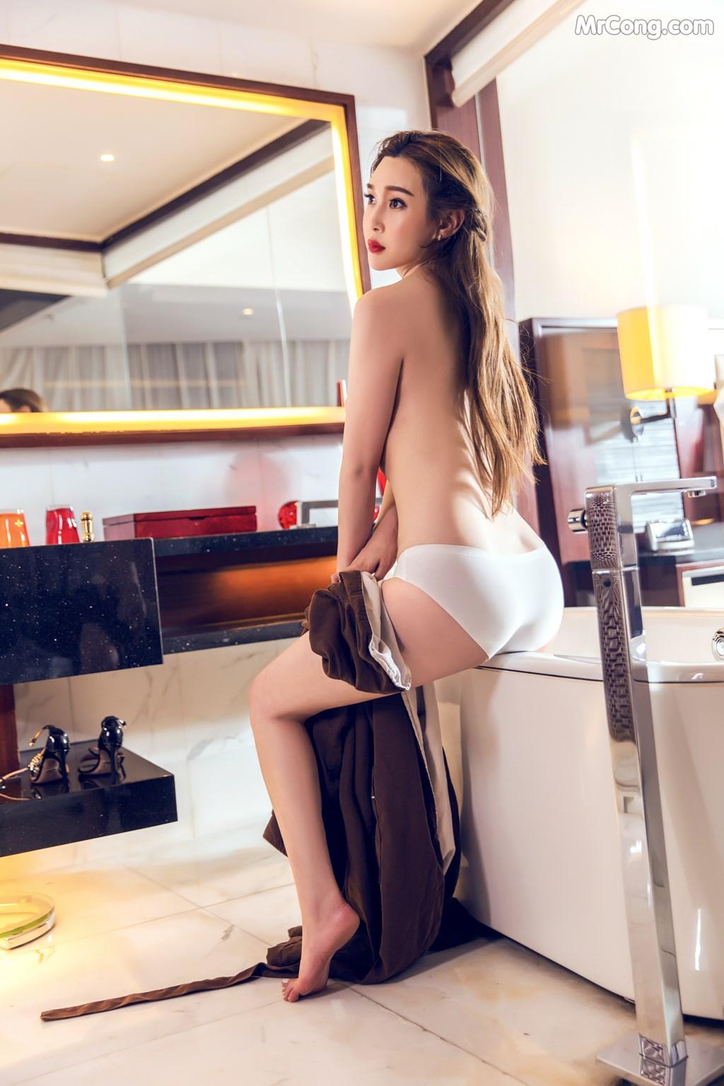 Image TouTiao-2017-09-16-Shen-Mei-Yan-MrCong.com-021 in post TouTiao 2017-09-16: Người mẫu Shen Mei Yan (申美嫣) (34 ảnh)