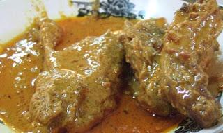 Ayam Masak Anam Khas Sumatera Selatan
