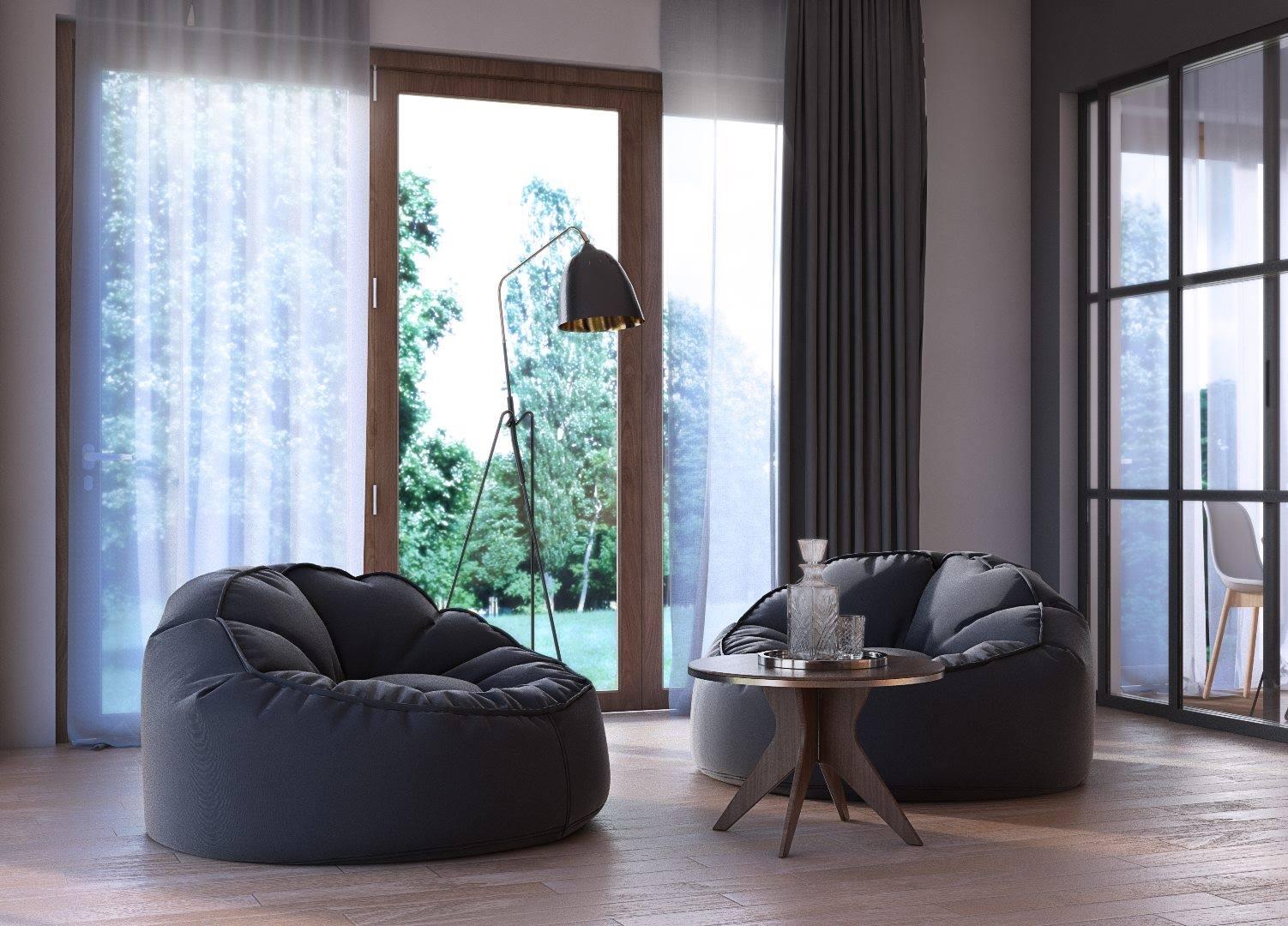 Magnificent Free 3D Sketchup Scene Scandinavian Studio By Cuong Le Inzonedesignstudio Interior Chair Design Inzonedesignstudiocom