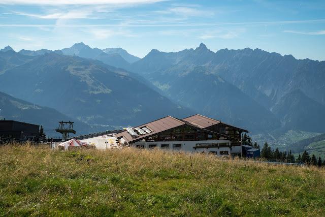 Seetalwanderung und Klettersteig Hochjoch  Silvretta Montafon 21