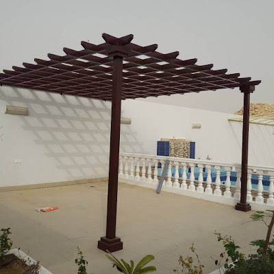 مظلات حدائق منزلية رخيصة وعملية