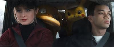 Pokemon Detective Pikachu Justice Smith Kathryn Newton Image 2