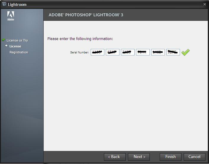 Adobe Photoshop Lightroom 5 buy key