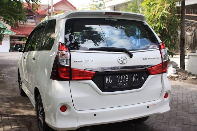 harga Toyota Avanza Veloz tahun 2016