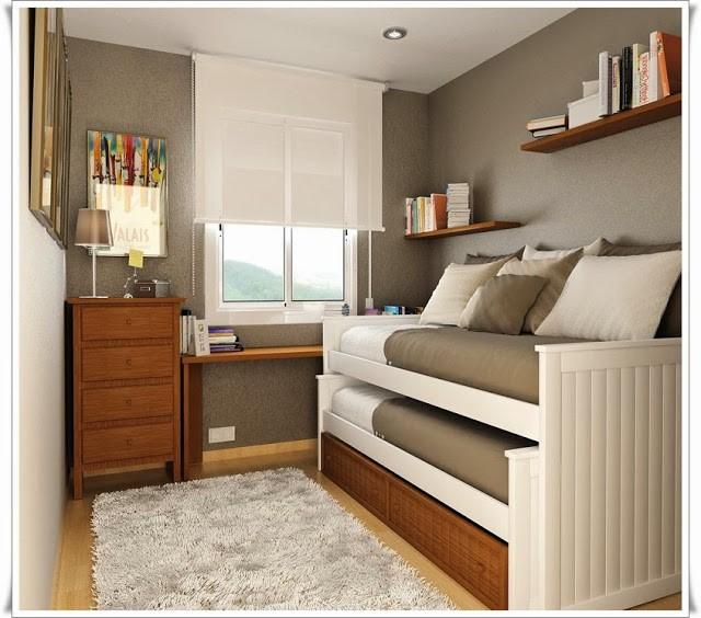model tempat tidur modern 4