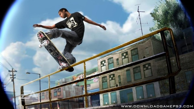 Skate 2 - Download game PS3 PS4 RPCS3 PC free