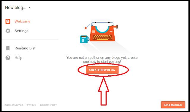 Free Main Blog ya Website Kaise Banaye - Complete Guide in Urdu