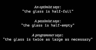 Programmer Optimistic Quote