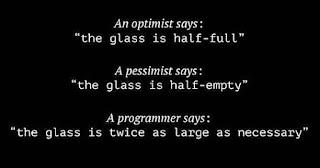 Programmer Optimistic Quote