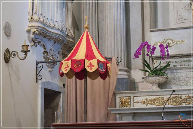 Matriz Basílica ou Basílica Velha de Aparecida
