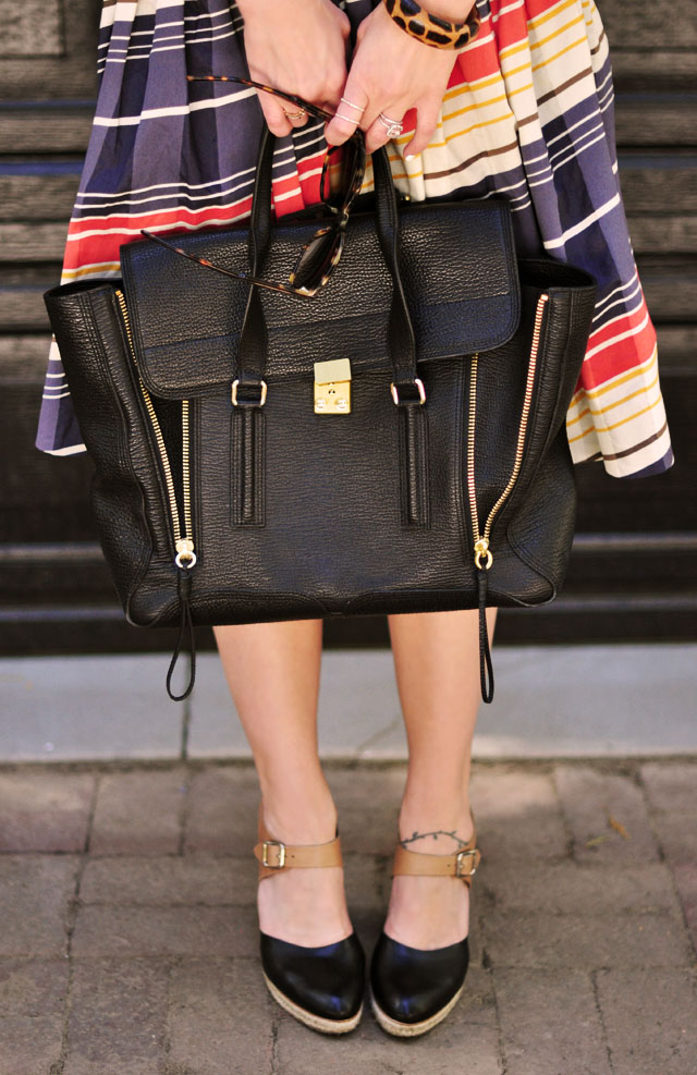 Phillip Lim Bag, Loeffler Randall Shoes