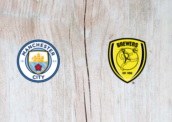 Manchester City vs Burton Albion Full Match & Highlights 9 January 2019