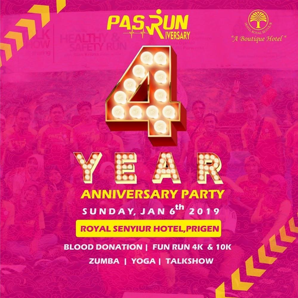 Fun Run P4SRUN • 2019