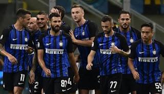 Inter Milan vs Sasolo Live Streaming online Today 19.08.2018