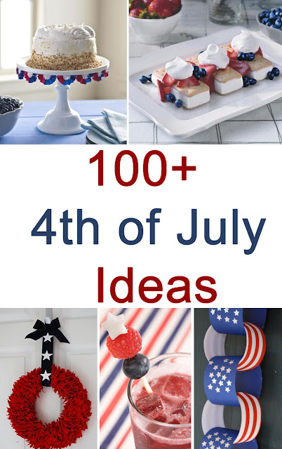 4th of July Ideas [Independence Day]
