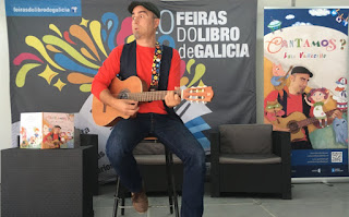 Feira do Libro de Santiago de Compostela 2019