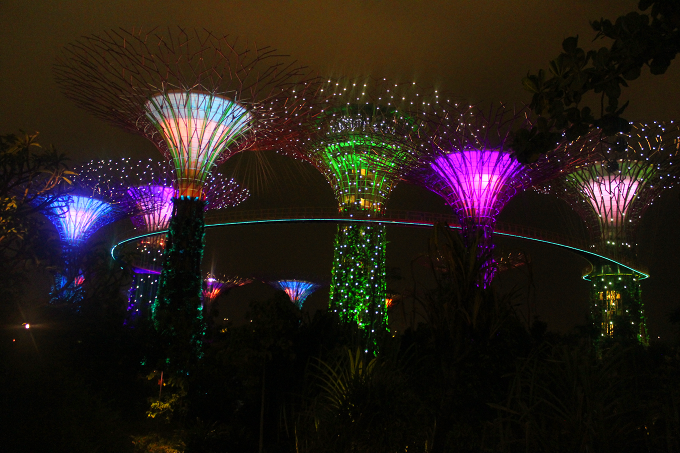 Gardens By The Bay Singapore - The Wayfarer