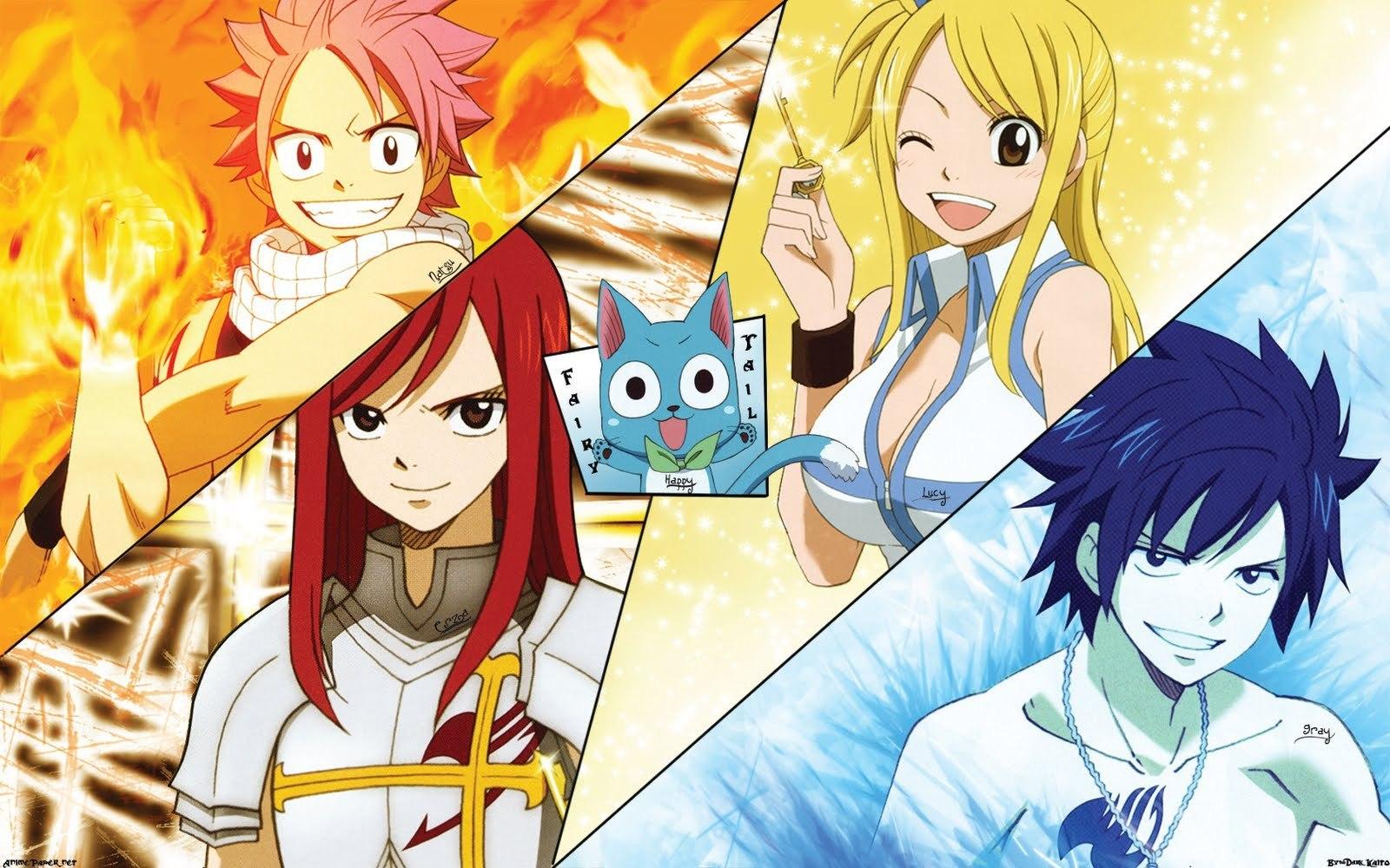 fairytale anime