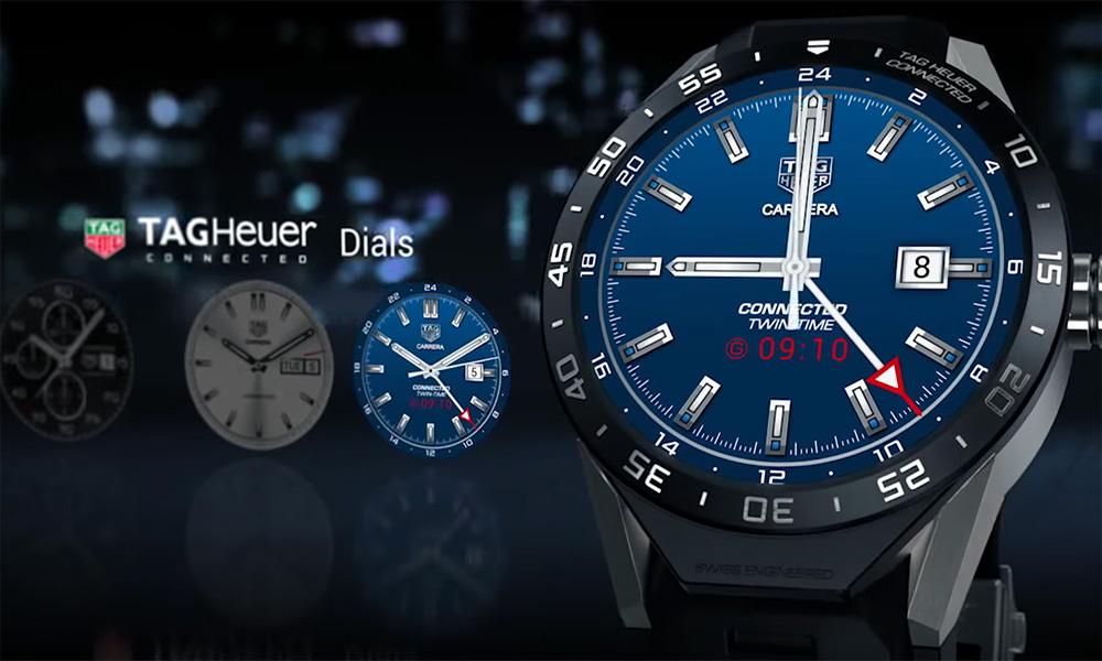 64d4749b6ef Tag Heuer prepara novos smartwatches para Maio