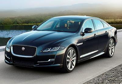 Jaguar XJ Instrumentations and Comfort