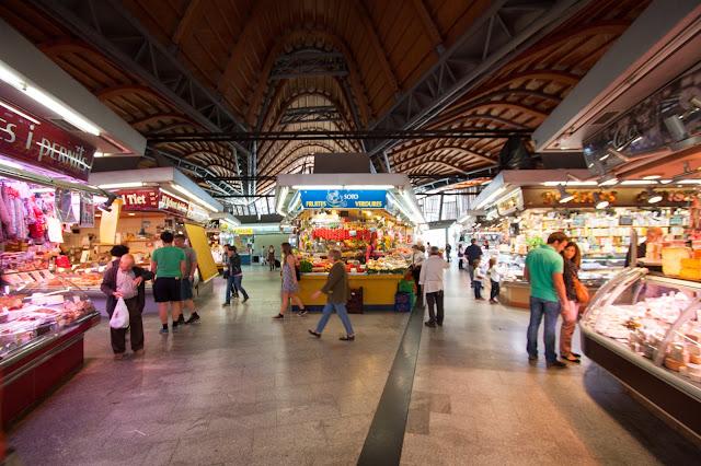 Mercato St. Caterina-Barcellona