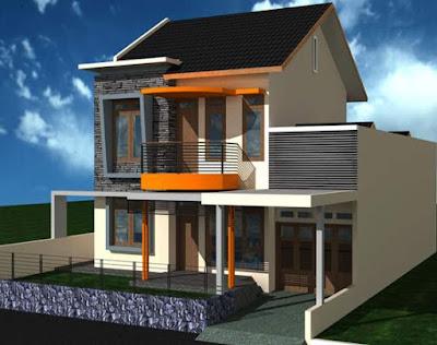 Model Atap Rumah Minimalis 1 & 2 Lantai Modern