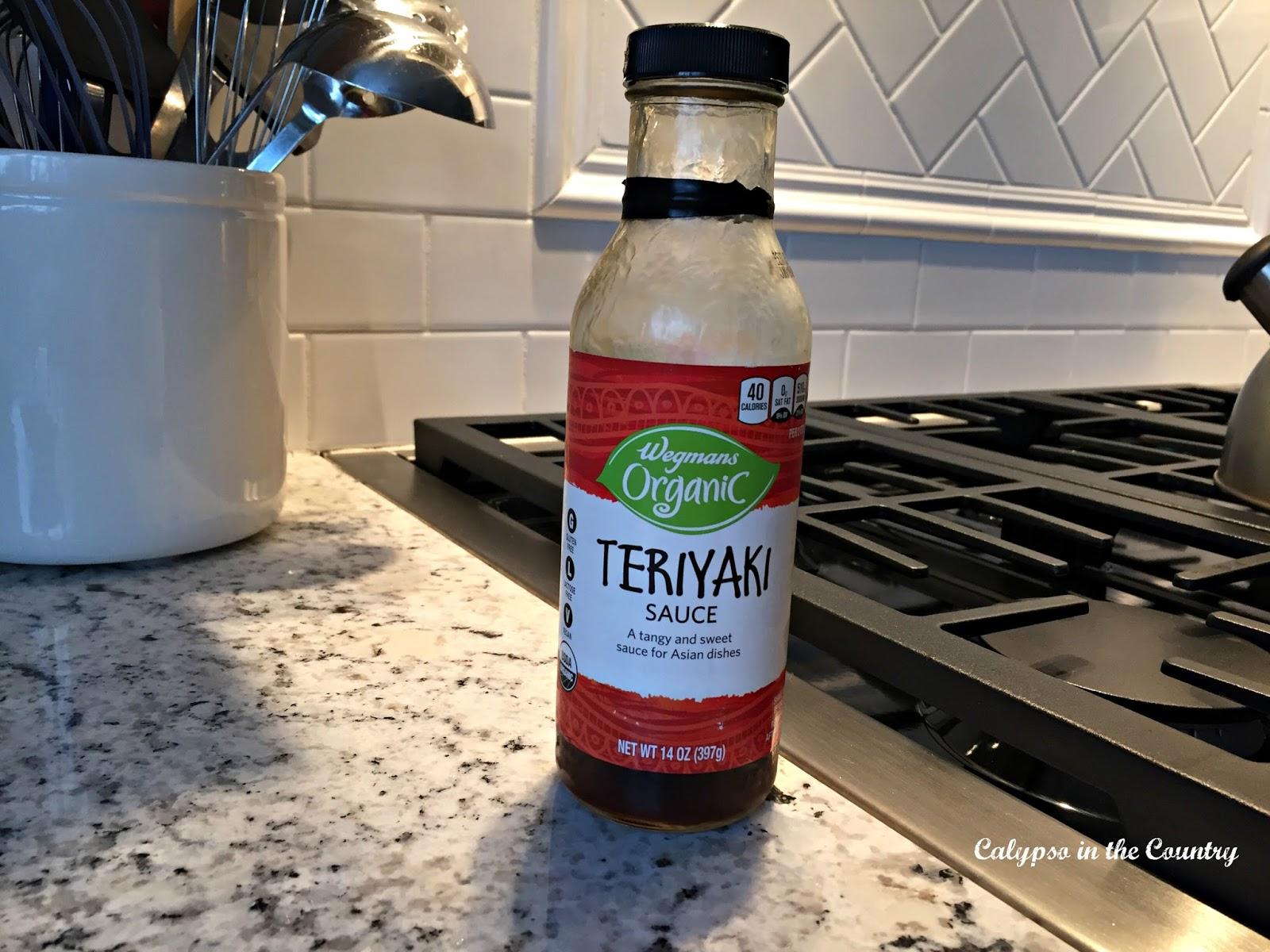 Organic Teriyaki Sauce