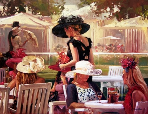 Mark Spain | British Figurative Painter